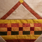 Fall Into A Quilt Along Block Two