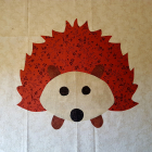 Fall Into A Quilt Along Block One