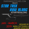 Star Trek Row Along News Flash