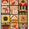 Fall Into A Quilt Along Quilt As You Go Layout