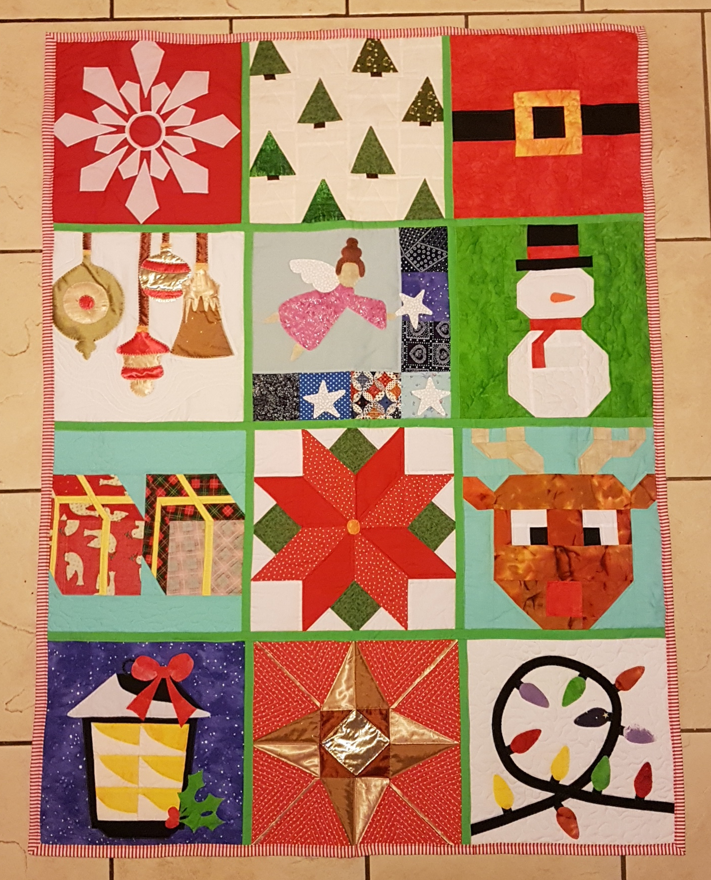 I Wish You A Merry Quilt Along The Great Commission